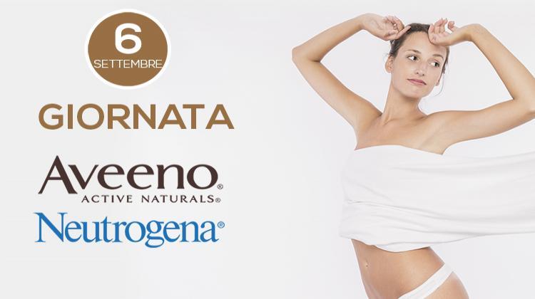 Giornata Aveeno e Neutrogena