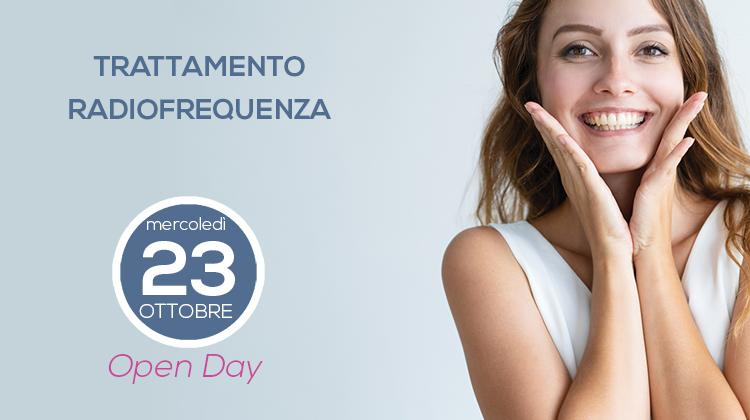 Open day trattamento radiofrequenza