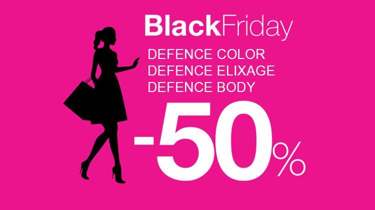 Black Friday: il 24 novembre - 50%